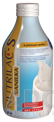 NutrilaC-S Vanilka