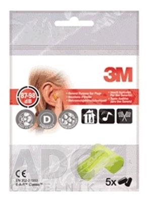 3M E-A-R Classic chrániče sluchu