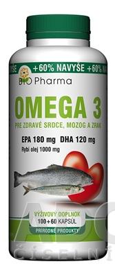 BIO-Pharma Omega 3 1000 mg