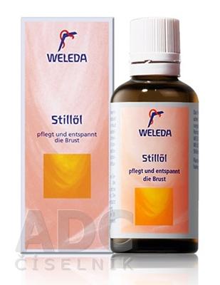 WELEDA Olej na masáž prsníkov