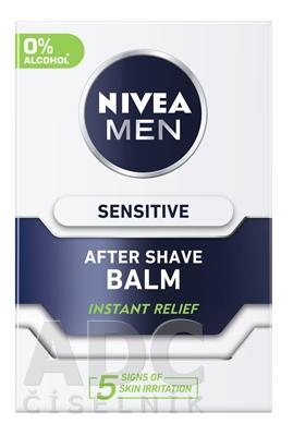NIVEA MEN Balzam po holení SENSITIVE