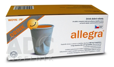 allegra DRINK