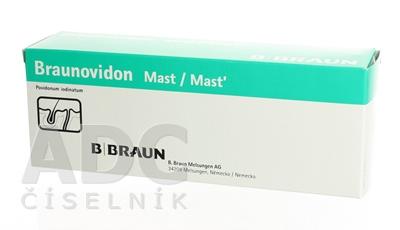 B.BRAUN Braunovidon