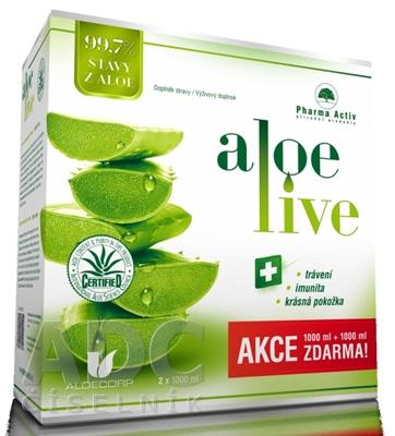 Pharma Activ AloeLive AKCIA
