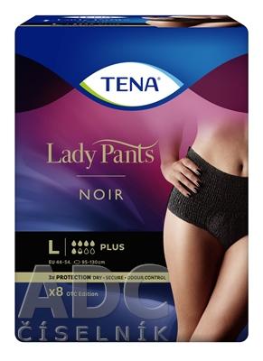 TENA Lady Pants Plus Noir L