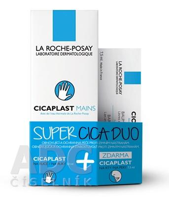 LA ROCHE-POSAY CICAPLAST DUO PROMO