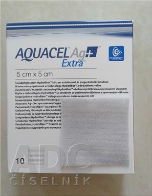 AQUACEL Ag+ Extra krytie na rany