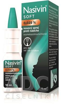 NASIVIN SOFT 0,025 %