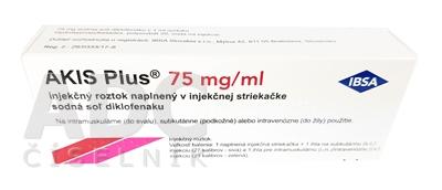 AKIS Plus 75 mg/ml