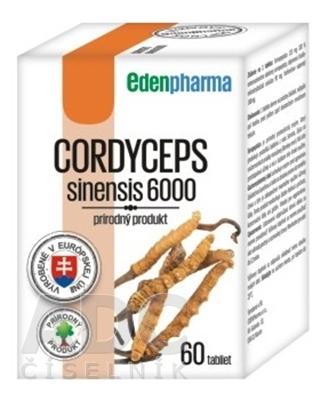 EDENPharma CORDYCEPS sinensis 6000