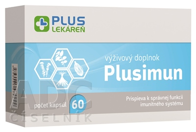 PLUS LEKÁREŇ Plusimun
