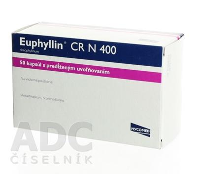 Euphyllin CR N 400