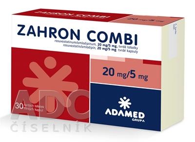 ZAHRON COMBI 20 mg/5 mg