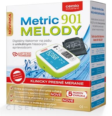 Cemio Metric 901 Melody Tlakomer