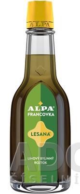 ALPA LESANA FRANCOVKA