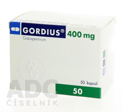GORDIUS 400 mg