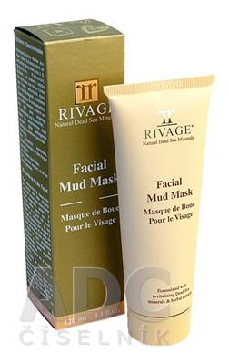 RIVAGE Pleťová bahenná maska