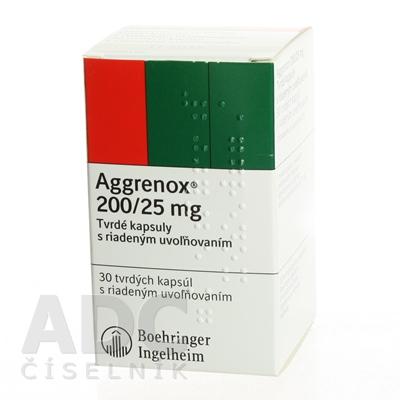 Aggrenox 200/25 mg