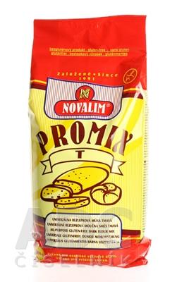 PROMIX-T, univerzálna bezlepková múka tmavá