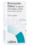Brimonidin Olikla 2 mg/ml