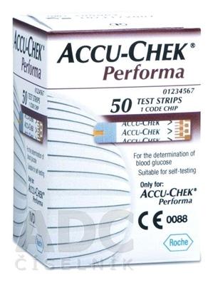 ACCU-CHEK Performa 50