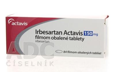 Irbesartan Actavis 150 mg