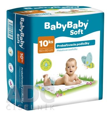 BabyBaby Soft Podložky prebaľovacie