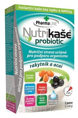 Nutrikaša probiotic - rakytník a acai
