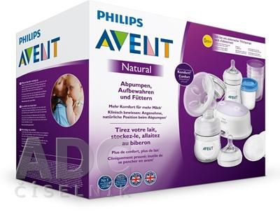 AVENT Elektr.odsávačka mlieka Natural 2