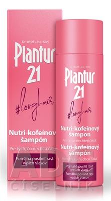 Plantur 21 longhair Nutri-kofeinový šampón