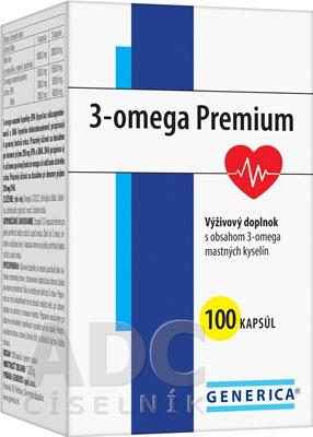 GENERICA 3-omega Premium