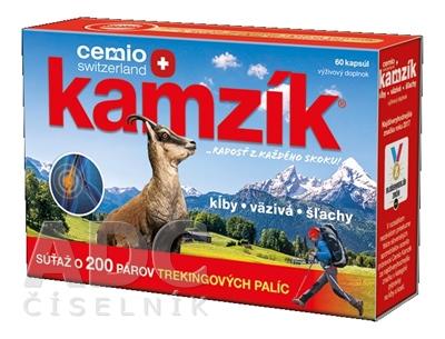 Cemio Kamzík limitovaná edícia 2018