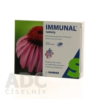 IMMUNAL tablety