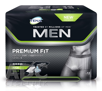 TENA Men Protective Underwear Level 4 M