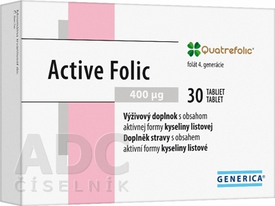 GENERICA Active Folic