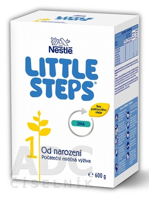 LITTLE STEPS 1