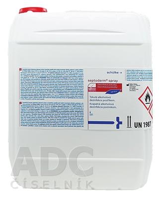 Septoderm spray