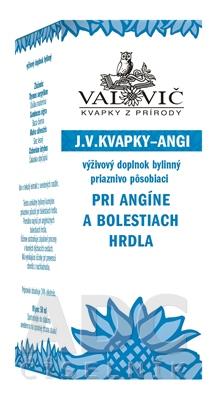J.V. KVAPKY - ANGI