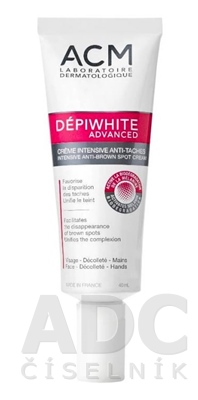 ACM DÉPIWHITE ADVANCED
