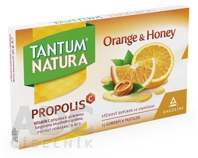 TANTUM NATURA PROPOLIS - ORANGE & HONEY