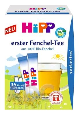 HiPP BIO Prvý Feniklový čaj
