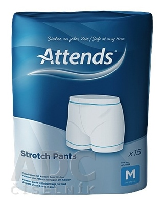 ATTENDS Stretch Pants M