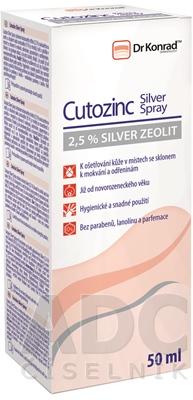 Dr Konrad Cutozinc Silver Spray