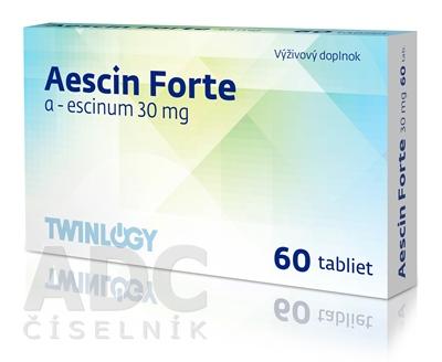 Aescin Forte 30 mg - FG (Twinlogy)