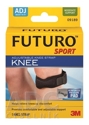3M FUTURO SPORT podporný popruh na koleno