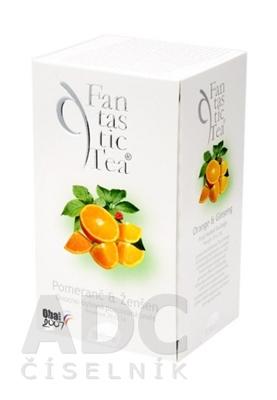 Fantastic Tea Pomaranč & Ženšeň