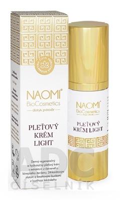 NAOMI BioCosmetics Pleťový krém LIGHT