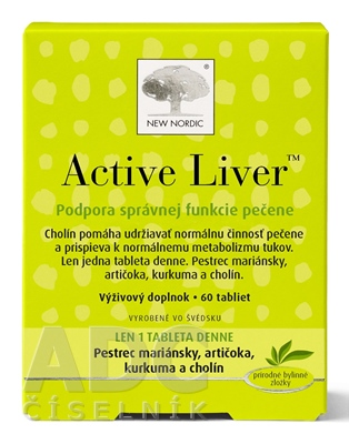 NEW NORDIC Active Liver