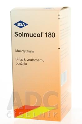 Solmucol 180 ml