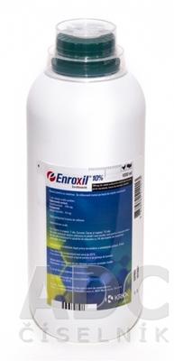ENROXIL 10 % ad us. vet.